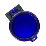 Blue Filter w/ flip cover for T series