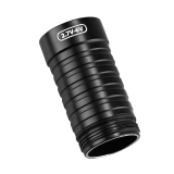Body extension tube for two CR123A