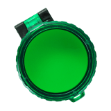 Green Filter w/ flip cover for S series